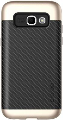 все цены на Чехол Samsung для Samsung Galaxy A3 2017 Amy Classic золотистый GP-A320KDCPBAA онлайн