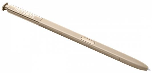 Стилус Samsung S Pen для Samsung Galaxy Note 8 золотистый EJ-PN950BFRGRU от 123.ru