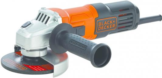 Углошлифовальная машина Black & Decker G650-RU 115 мм 650 Вт