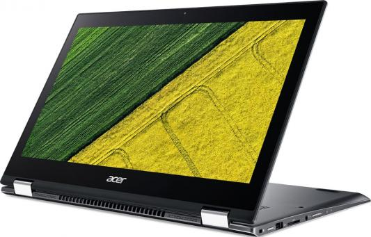 Ноутбук Acer Spin 5 SP515-51N-54WQ 15.6 1920x1080 Intel Core i5-8250U NX.GSFER.001 ноутбук lenovo ideapad v320 17ikb 17 3 1920x1080 intel core i5 7200u 1 tb 8gb nvidia geforce gt 940mx 2048 мб серый черный windows 10 home