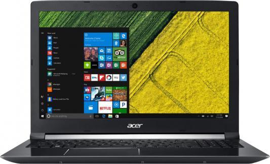 Ноутбук Acer Aspire 7 A715-71G-51J1 (NX.GP8ER.008) ноутбук acer aspire a717 71g 7817 17 3