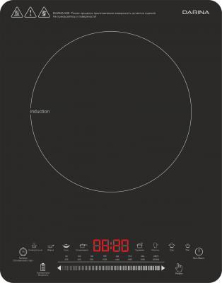 Электроплитка Дарина NI 765 B чёрный