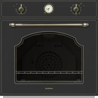 Электрический шкаф Дарина 1V8 BDE 111 707 черный