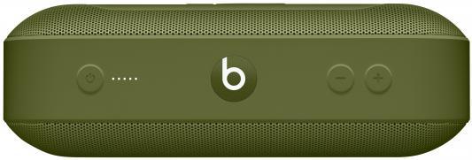 Акустическая система Apple Beats Pill зеленый MQ352ZE/A аксессуар подставка dude for beats pill white
