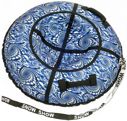 Тюбинг RT Жемчужины до 120 кг рисунок ПВХ полипропилен диаметр 105 см тюбинг rt rt тюбинг цветы диаметр 105 см