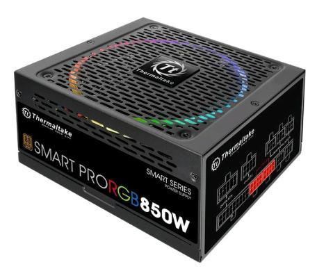 все цены на БП ATX 850 Вт Thermaltake PS-SPR-0850FPCBEU-R онлайн
