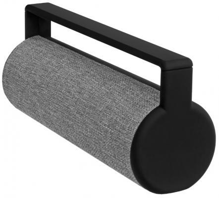 Портативная акустика Ginzzu GM-890G серый
