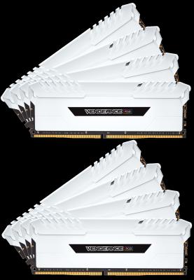Оперативная память 128Gb (8x16Gb) PC4-24000 3000MHz DDR4 DIMM Corsair CMR128GX4M8C3000C16W оперативная память 128gb 8x16gb pc4 24000 3000mhz ddr4 dimm corsair cmr128gx4m8c3000c16w