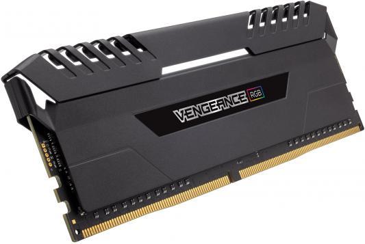 Оперативная память 32Gb (2x16Gb) PC4-25600 3200MHz DDR4 DIMM Corsair CMR32GX4M2C3200C16