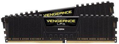 Оперативная память 32Gb (2x16Gb) PC4-24000 3000MHz DDR4 DIMM Corsair CMK32GX4M2L3000C15 оперативная память 128gb 8x16gb pc4 24000 3000mhz ddr4 dimm corsair cmr128gx4m8c3000c16w