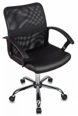 Кресло Бюрократ CH-590SL/BLACK черный кресло бюрократ ch 1300 black черный
