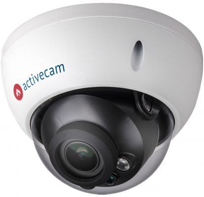 Видеокамера IP ActiveCam AC-D3123WDZIR3 2.7-12мм цветная корп.:белый видеокамера ip activecam ac d2121wdir3 1 9 мм белый
