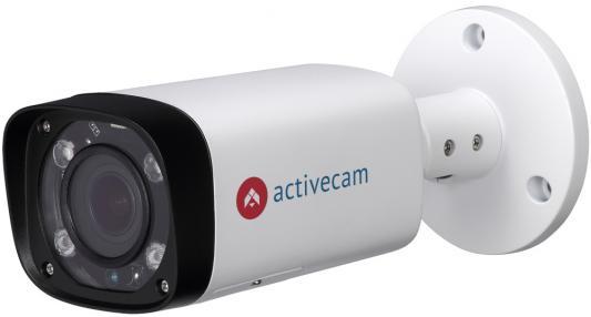 Видеокамера IP ActiveCam AC-D2143ZIR6 2.7-12мм цветная корп.:белый видеокамера ip activecam ac d2121wdir3 1 9 мм белый