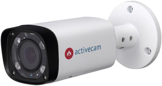 Камера IP ActiveCam AC-D2123WDZIR6 CMOS 1/2.8 12 мм 1920 x 1080 H.264 Н.265 RJ-45 LAN белый видеокамера ip activecam ac d2121wdir3 1 9 мм белый