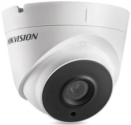 Камера видеонаблюдения Hikvision DS-2CE56D8T-IT1E 1/3 CMOS 2.8 мм ИК до 20 м день/ночь камера видеонаблюдения hikvision ds 2ce56d8t itze 1080p 2 8 12 мм белый
