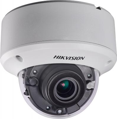 Видеокамера Hikvision DS-2CE56D8T-VPIT3ZE CMOS 1/3 2.8 мм 1920 x 1080 белый 940 0 3 mp 1 3 cmos network ip camera w 2 0 lcd time display black 1 x 18650
