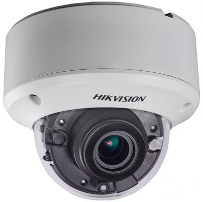 Видеокамера Hikvision DS-2CE56F7T-AVPIT3Z CMOS 1/3 12 мм 1920 х 1536 — — — белый видеокамера hikvision ds t201 cmos 1 2 7 2 8 мм 1920 x 1080 серый белый