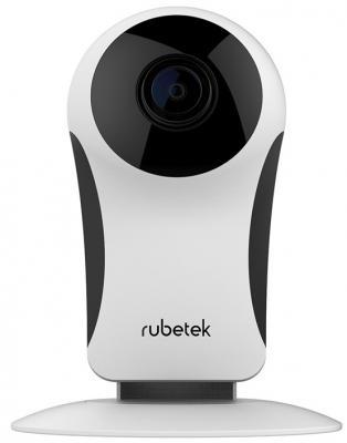 Камера IP Rubetek RV-3410 CMOS 2.8 мм 1280 x 720 H.264 Wi-Fi — белый черный