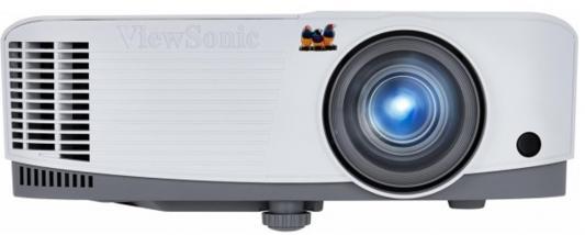 Фото - Проектор ViewSonic PA503S 800x600 3600 люмен 22000:1 белый проектор