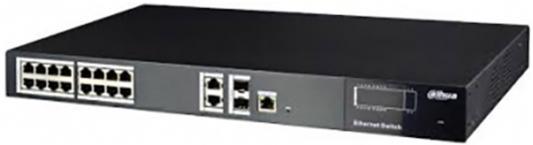 Коммутатор Dahua DH-PFS4220-16P-250 16 портов PoE упаковочное оборудование dls 16 pfs 400 pfs 400mm