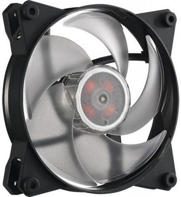 Вентилятор Cooler Master MasterFan Pro 120 Air Pressure RGB MFY-P2DN-15NPC-R1 120x120x25mm 650-1500rpm cooler master cooler master masterfan pro 140 air pressure