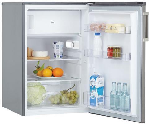 Холодильник Candy CCTOS 542 XH серебристый