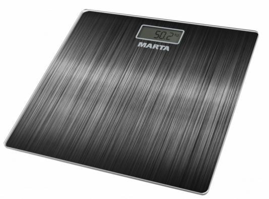 Весы напольные Marta Marta MT-1677 чёрный