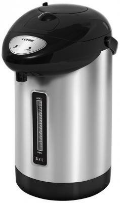 Термопот Lumme LU-296 900 Вт черный жемчуг 3.2 л нержавеющая сталь