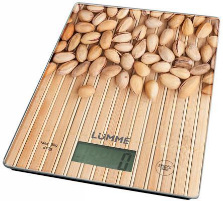 Весы кухонные Lumme LU-1340 рисунок
