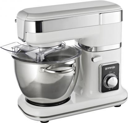 Кухонный комбайн Gorenje MMC800W белый, серебристый кухонный комбайн moulinex fp542132 белый
