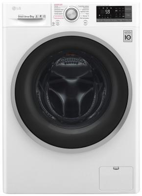Стиральная машина LG F4J7TS1W белый стиральная машина siemens wm 10 n 040 oe