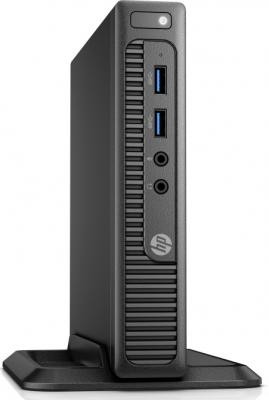 Компьютер HP 260 G2.5 DM Intel Core i3-6100U 4Gb 500Gb Intel HD Graphics 520 Windows 10 Professional черный 2TP08EA стоимость