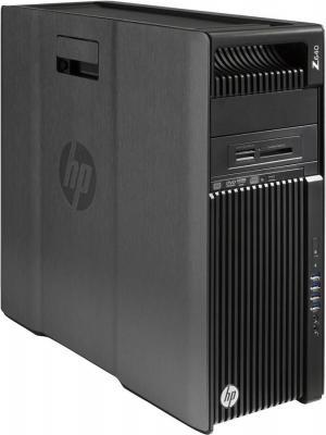 Системный блок HP Z640 E5-2620v4 2.1GHz 16Gb 1Tb DVD-RW Win10Pro черный 1WV78EA
