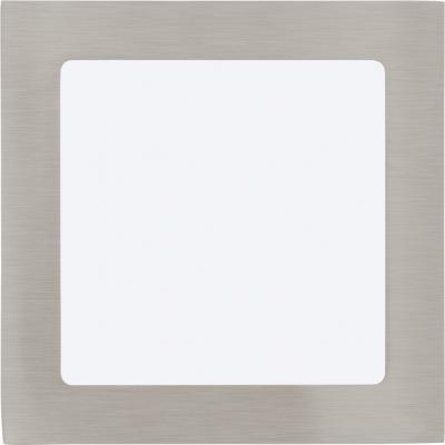 Встраиваемый светодиодный светильник Eglo Fueva 1 31674 eglo потолочный светодиодный светильник eglo fueva 1 96254