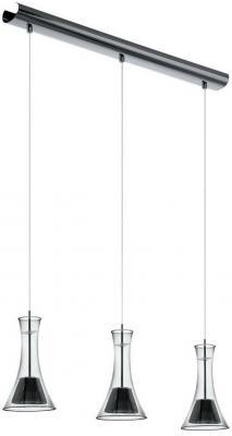 все цены на Подвесной светодиодный светильник Eglo Musero 1 96523 онлайн