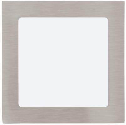 Встраиваемый светодиодный светильник Eglo Fueva 1 31678 eglo потолочный светодиодный светильник eglo fueva 1 96254