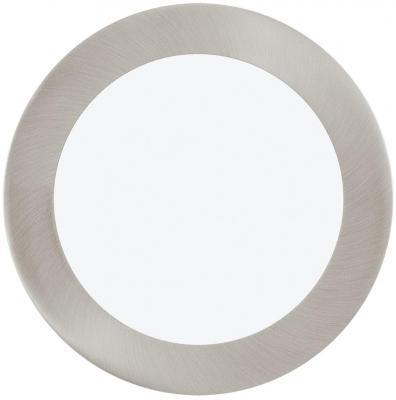 Встраиваемый светодиодный светильник Eglo Fueva 1 96408 утюги