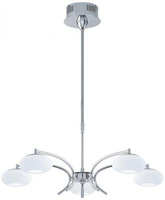 Подвесная светодиодная люстра Eglo Aleandro 1 96529 подвесная светодиодная люстра eglo aleandro 1 96528