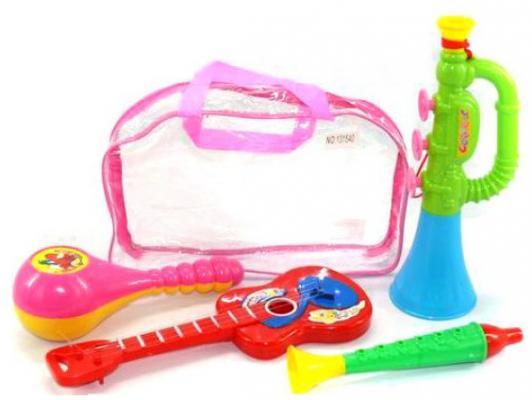 Набор музыкальных инструментов Shantou Gepai 4 предмета
