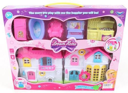 """Игровой набор Shantou Gepai """"Sweet Home"""" 6 предметов"""