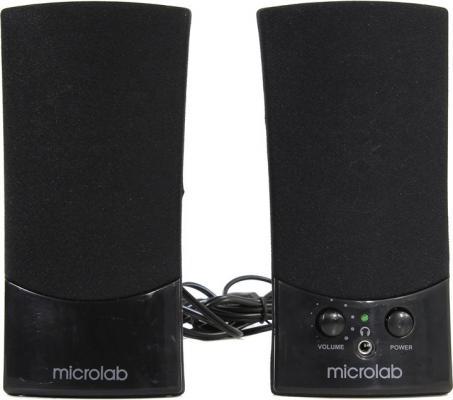 Колонки Microlab B561USB 2x2Вт черный