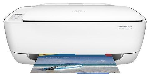 МФУ HP Deskjet 3639 F5S43C цветное A4 20/16ppm 1200x1200dpi Wi-Fi USB
