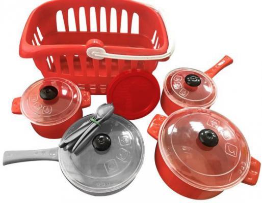 Картинка для Набор посуды Orion Kristinka 2 металлическая