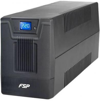 ИБП FSP DPV 650 650VA/360W PPF3601801/PPF3601901 источник бесперебойного питания fsp dpv650 650va 360w