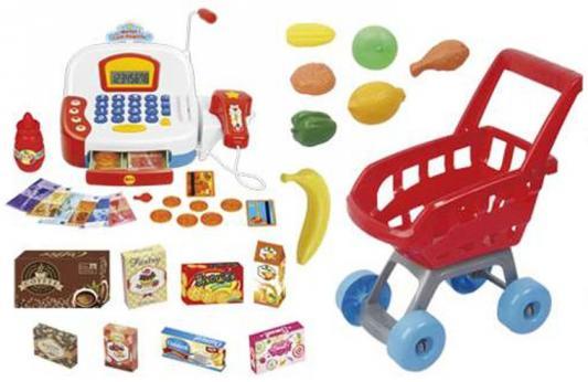 Игровой набор Shantou Gepai Радочка - Супермаркет (свет, звук) 32 предмета jingdong супермаркет] [нв с несколькими отделениями диффундируют лечение большой кистью черные овалы