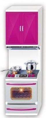 """Набор мебели Shantou Gepai """"Стильный кухонный гарнитур"""" - Плита свет, звук,"""