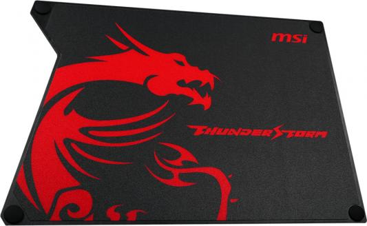 лучшая цена Коврик для мыши MSI Thunderstorm Aluminum Gaming