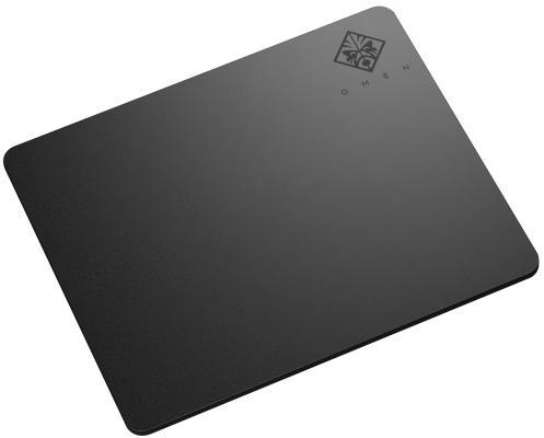 Коврик для мыши HP Omen 100 черный 1MY14AA hewlett packard hp omen игровой коврик для мыши