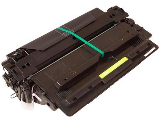 Картридж Cactus CS-Q7516AV для HP LJ 5200/5200N/5200L/5200TN/5200DTN черный 12000стр картридж nv print q7516a для hp lj 5200 5200dtn 5200l 5200tn 5200n 5200lx