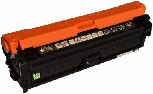 Картридж Cactus CS-CE740AV для HP LJ CP5220/CP5221/CP5223/CP5225 черный 7000стр картридж colouring cg ce505x 719 для hp lj p2050 p2055 p2055d p2055dn canon lbp 6300dn 6650dn mf5840dn 5880dn mf5940 6500 копий
